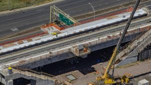 """As part of President Joe Biden's $1.9 trillion COVID-19 relief package, $70 million was included for the HART light rail project """"to help make up for lost tax revenue."""" The project is about a decade behind schedule. (HART)"""