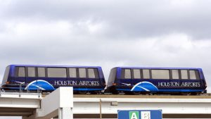 At George Bush Intercontinental Airport in Houston, Alstom will be responsible for train operations and dispatching as well as maintenance of the Innovia vehicle fleet, guideway, signaling system, and station and maintenance building facilities.