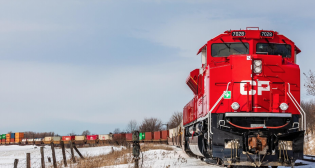 CP's operating ratio, which included a $33 million expense related to the Kansas City Southern (KCS) acquisition, came in at 60.2% for the first three months of 2021. This is a 100 basis-point increase from 59.2% in the prior-year period. Adjusted, the first-quarter 2021 OR improved 70 basis points to 58.5%.