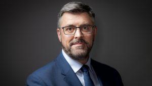 Eddie Aston, CEO, Genesee & Wyoming's UK/Europe Region