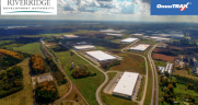 """""""[W]e are eager to get to work,"""" growing the River Ridge Commerce Center community, OmniTRAX CEO Dean Piacente said."""