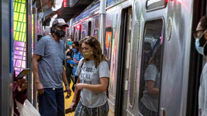 Under the SEPTA proposal, service would rise on subways, trolleys and buses to 96% of pre-COVID levels, and to 80% on Regional Rail, as needed during FY 2022.