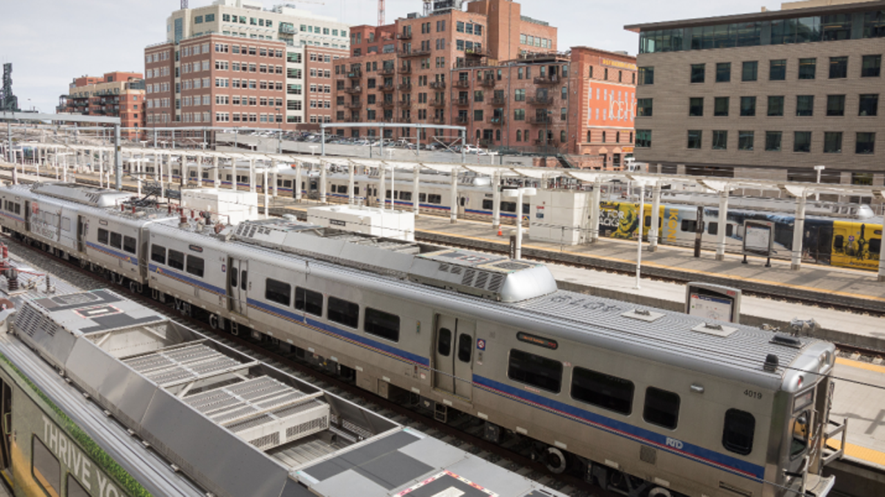 Now that the RTD Board has decided to go with the Level 2 option, a study will take place looking at costs and any construction challenges for extending commuter rail service to Boulder and Longmont, Colo. (RTD)