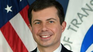 """""""This budget reflects our Administration's priorities, and responds to our country's needs,"""" Secretary Pete Buttigieg said. """"It will start giving America the tools to get back to work, modernize our infrastructure, combat the climate crisis, and build equity into our transportation system so everyone can get around safely and affordably."""""""