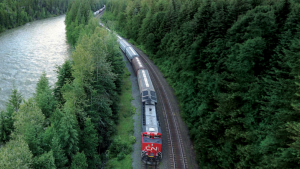 "CN's EcoConnexions program recognizes companies for their sustainable business practices and commitment ""to reducing their environmental footprint and being part of the climate solution."""