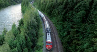 """CN's EcoConnexions program recognizes companies for their sustainable business practices and commitment """"to reducing their environmental footprint and being part of the climate solution."""""""