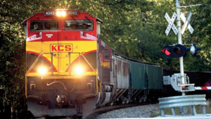 KCS's plan will reduce scope 1 and 2 GHG emissions intensity 42% per million gross ton-miles by 2034 from a 2019 base year.