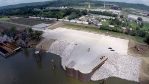 Effingham, Ill.-based Agracel Rail has formed South Point & Ohio Railroad to lease, operate and manage The Point Industrial Park's (pictured) rail services.