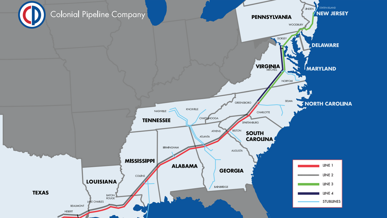 """The Pipeline and Hazardous Materials Safety Administration (PHMSA) assisted in Colonial Pipeline's efforts to get Line 4 up and running May 10 """"on a manual basis and is continuing to support efforts to ensure safe movement of fuels manually, while concurrent efforts to restore the system's operation continues."""""""
