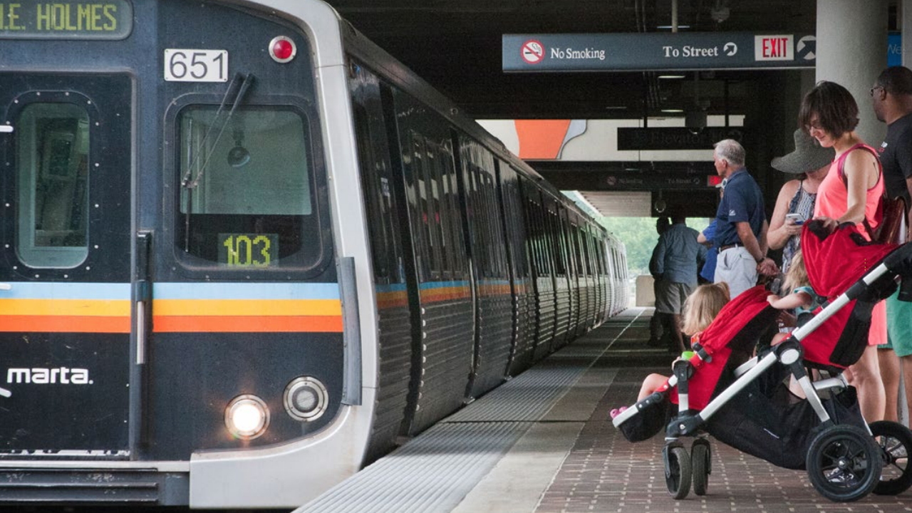 MARTA earned Gold in APTA's Sustainability Commitment Program for successfully achieving ISO 55000 certification for its asset management program, and ISO 14001:2015 Environmental Management System certification at nine facilities.