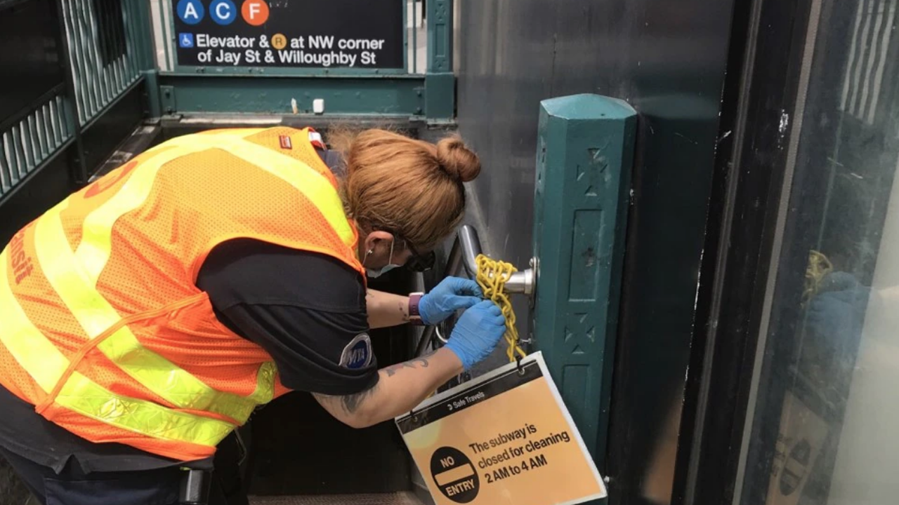 Ridership on MTA New York City Transit subways is slowly recovering, as it surpassed 2.2 million on May 10. Prior to the pandemic, average weekday ridership on subways routinely exceeded 5.5 million, MTA said.