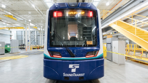 Sound Transit ordered 122 S70 vehicles from Siemens in September 2016 and an additional 30 in April 2017, for a total contract value of $642.5 million.