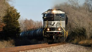 Each recipient of NS's 2020 Thoroughbred Chemical Safety Award shipped or originated at least 1,000 carloads—for a combined total of more than 156,000 carloads—over the railroad's network without a single incident last year.