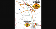 Located in the heart of California's dairy industry in Reedley, the 91-acre Port of Ivory industrial park will now be operated as Ivory Choice Terminal Co., a G&W Choice Terminal™ bulk transfer facility, and continue to be served by G&W's San Joaquin Valley Railroad Co.