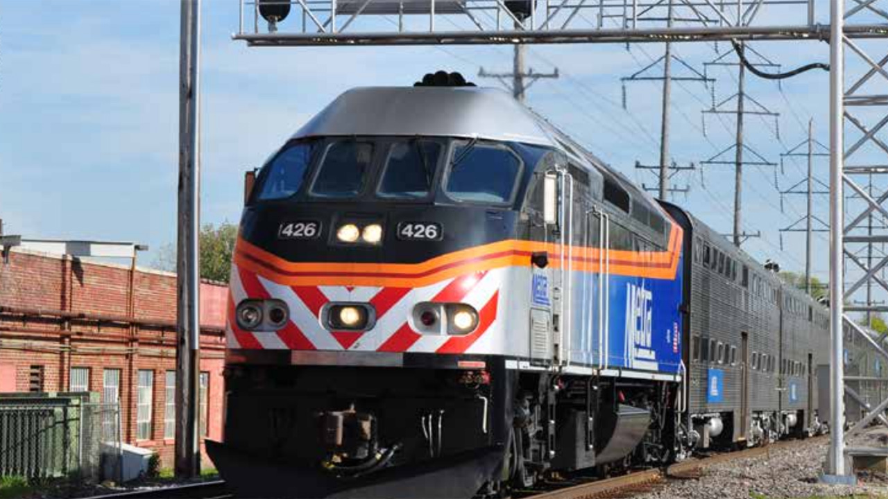 The Commuter Rail Coalition (CRC) recently celebrated its second anniversary. Among its leaders are Executive Director KellyAnne Gallagher and Chair Jim Derwinski (CEO, Chicago's Metra).