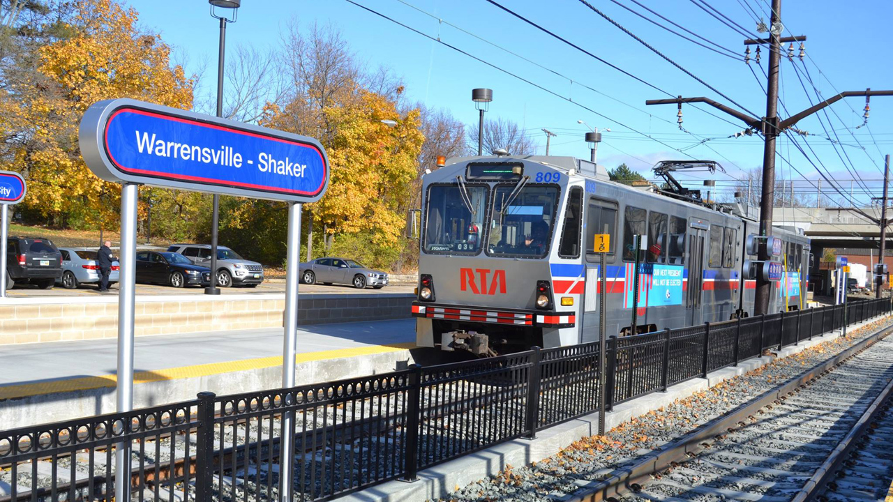Greater Cleveland RTA recently canceled a new railcar RFP when the only bidder whose proposal was considered did not respond to technical requirements.