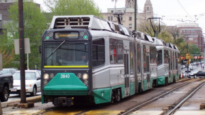 The MBTA will perform rail measurement services on the Green, Red, Orange and Blue lines.