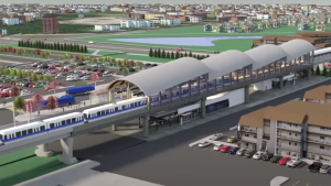 The Capital Line South LRT Extension will receive $268.71 million (C$333 million) in municipal funding for construction from Century Park to the Heritage Valley Park & Ride in Edmonton, Alberta.