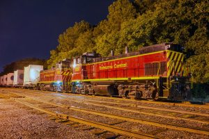 The Delmarva Central Railroad, which earned Railway Age's 2020 Short Line of the Year Honorable Mention, is one of Carload Express, Inc.'s three railroads that have achieved three years without a personal injury, as defined by FRA.