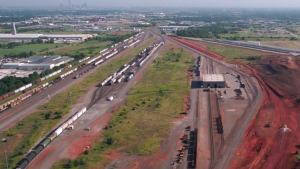 """The goal of BNSF's Premier Parks, Sites and Transload program is to """"provide an inventory of rail-served sites that are available for immediate development,"""" which allows the railroad to address """"increasing demand."""""""