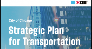 """The CDOT's plan includes 21 goals, 84 strategies and hundreds of benchmarks laid out in one- and three-year increments to """"chart a course toward building safer streets; reprioritizing transportation projects to increase access to opportunities for residents in historically neglected neighborhoods; and working with CTA and regional transit agencies to expand public transportation access,"""" among other measures."""