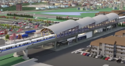 The Edmonton (Alberta) Capital Line South Extension project will add 2.8 miles (4.5 kilometers) of double-track from Century Park to Ellerslie Road, plus two stations at Twin Brooks and Ellerslie.
