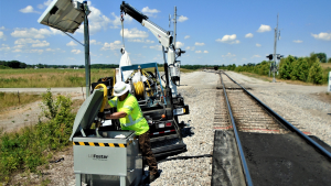 L.B. Foster is offering single-source friction management services for the short line and industrial rail markets.