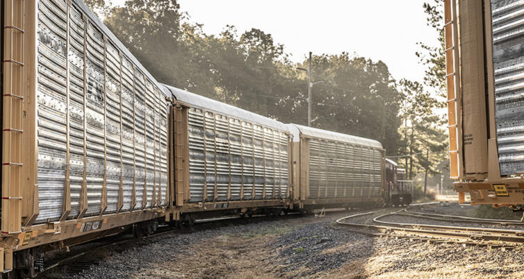 """Discussing the Railcar Leasing and Management Services Group, Trinity Industries President and CEO Jean Savage said: """"There are clear signs of a strengthening recovery as the renewal success rate for the quarter improved to 81%, a level not seen in recent history."""""""