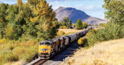 """""""The Union Pacific team leveraged volume growth, core pricing gains and productivity to produce record quarterly results,"""" said President and CEO Lance Fritz, noting that those results were achieved """"in a challenging environment as our rail network continues to be impacted by supply chain disruptions, particularly in the intermodal space."""""""