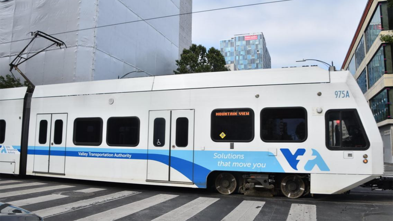"""""""We know our light rail passengers are eager to see trains running again,"""" the VTA stated in a July 8 website post. """"We are too."""" The Santa Clara agency noted: """"VTA's collective priority is to put our people first while also achieving the goal of providing critical transit services to our community."""""""