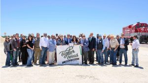 RCR Taylor Logistics Park in Taylor, Tex., launched in January with a grand opening ceremony in May. This 755-acre park offers transloading, manifest, unit train and storage with service from both UP and BNSF.