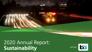 """BART's new sustainability report outlines its top """"green"""" initiatives in 2020."""