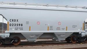Chicago Freight Car Leasing has received the 2021 Operations & Technology Excellence Award for developing Rail360, a cloud-based software solution for its railcar fleet.