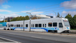 Santa Clara VTA is now offering light rail service along the Orange Line and a portion of the Green Line. Service on the remaining segments of the Green and Blue lines will return in phases.