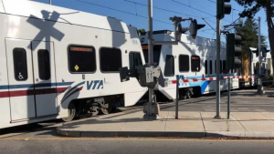 California's Santa Clara Valley Transportation Authority (VTA) may resume light rail service as early as this week.