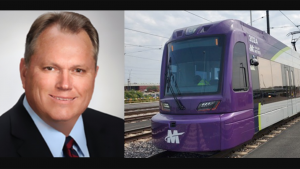 Scott Smith, outgoing CEO, Valley Metro, Phoenix, Ariz.