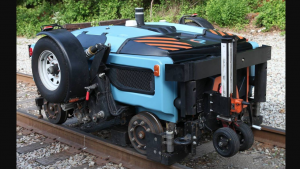 RailPod vehicles can measure track geometry, rail wear, bridge and tunnel clearances, and catenary; detect rail flaws; and provide asset mapping for passenger, freight and transit systems.