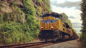 Union Pacific and Progress Rail have partnered to help reduce locomotive greenhouse gas emissions.