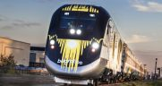 Brightline is slated to restore passenger rail service between Miami, Fort Lauderdale and West Palm Beach, Fla., during the first half of November.