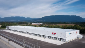 Transloading operations began Sept. 1 at the new Canadian Pacific-Maersk Canada transload facility in Vancouver, with the first containers arriving earlier this week.