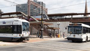 """NJ Transit has ranked No. 24 out of 90 New Jersey companies listed on the Forbes """"America's Best Employers By State 2021,"""" which includes 1,330 companies across the country."""