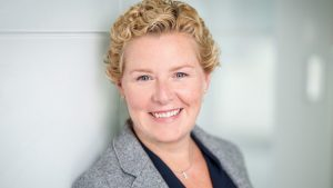 Lynette Jackson has been promoted to head of Global Communications for Siemens AG.