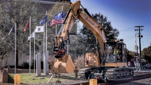 ASLRRA has recognized member Vancer, a maintenance-of-way equipment manufacturer, with its 2021 Veterans Engagement Award.