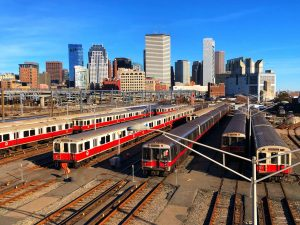 MBTA will receive $859.6 million in ARP grants for COVID-19 response from the FTA.