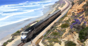 The LOSSAN Rail Corridor Agency—manager of the Pacific Surfliner route between San Diego, Los Angeles and San Luis Obispo, Calif.—is one of three California agencies that have partnered to form an advocacy coalition.