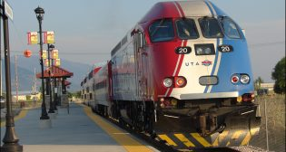 """The South Valley Transit Study team, which includes UTA, has evaluated options for providing """"high-capacity transit service"""" between Provo and Santaquin in the southern part of Utah County."""