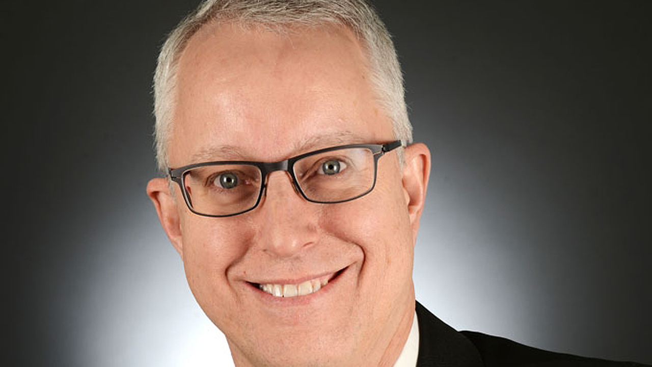 Harry Zander, Chief Revenue Officer, Patriot Rail Co. LLC
