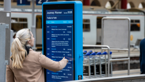 L.B. Foster has launched digital passenger information display units that improve accessibility for deaf, hard-of-hearing or visually impaired users at railroad stations and airports.