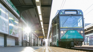 Massachusetts Bay Transportation Authority's $2.3 billion Green Line Extension is among the projects receiving Capital Investment Grants from the Federal Transit Administration.