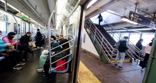 MTA New York City Transit on Oct. 14 set a new pandemic-era record of 3,236,904 subway riders, surpassing by nearly 50,000 the previous high set on Oct. 7.